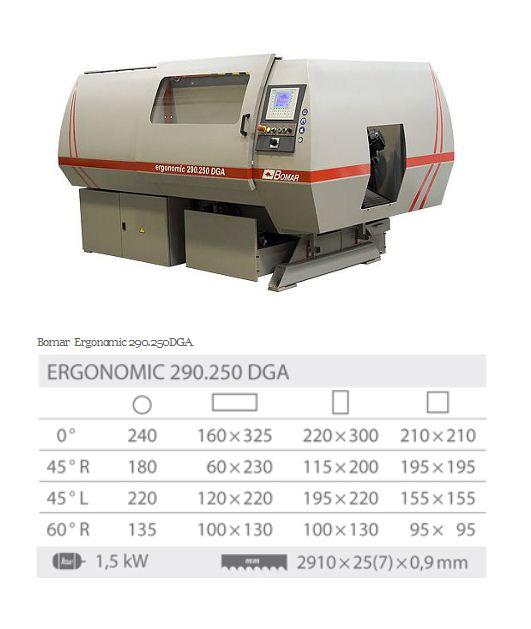Ergonomic 290.250 DGA