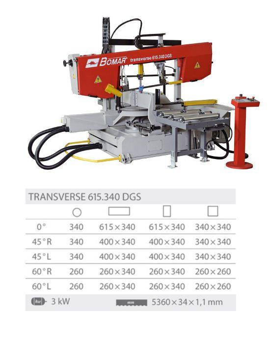 Transverse 615.340DGS