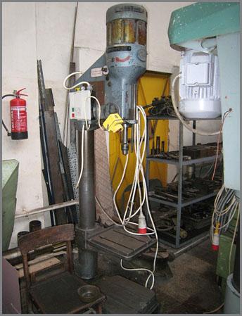 Használt fúrógép - Használt fúrógépek