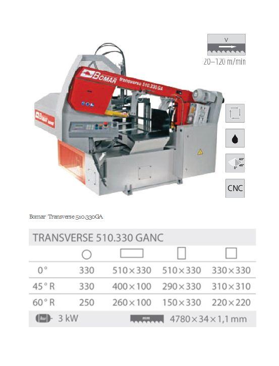 Transverse 510.330GA