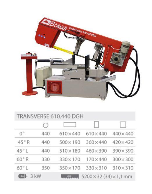 Transverse 610.440DGH