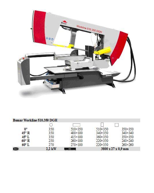 Workline 510.350 DGH