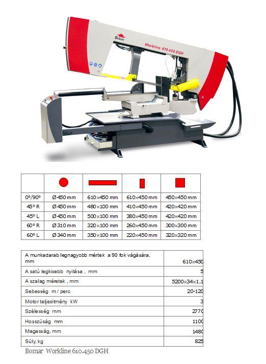 Workline 610.450DGH