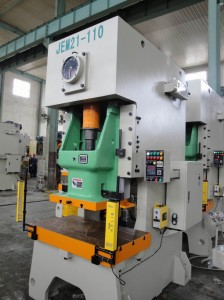 110 t mechanical press